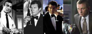¿Qué Coctel bebe James Bond?