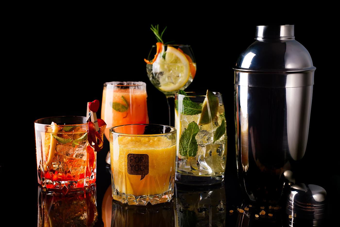 Cómo elegir una barra de bebidas para eventos: bodas