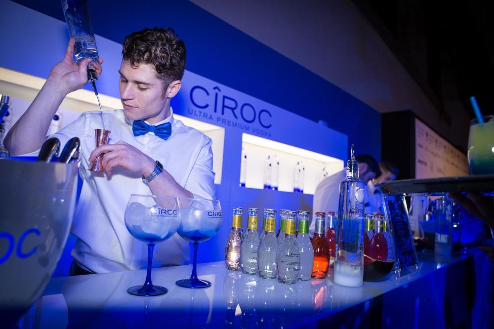 barra de bebidas para eventos a domicilio